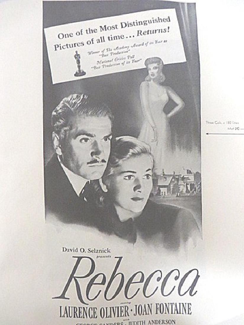 Rebecca Exhibitor's Campaign Book. - 3