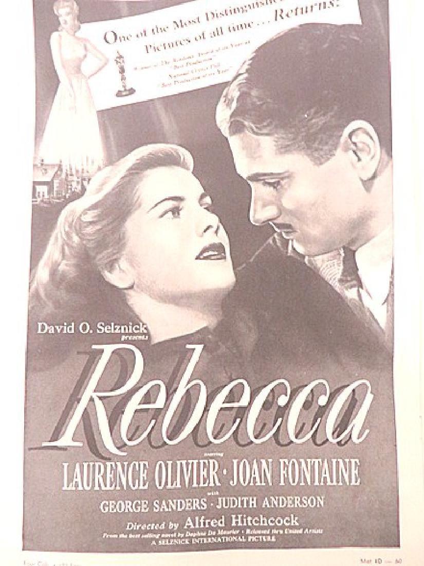 Rebecca Exhibitor's Campaign Book. - 4