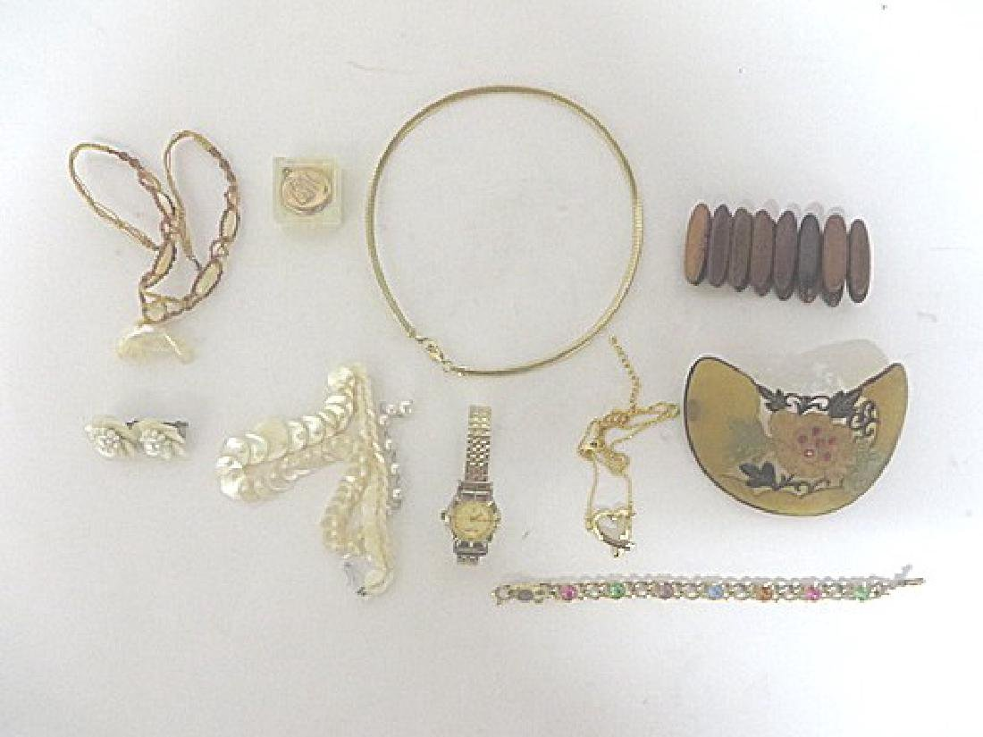 Dealer's Lot of Costume Jewelry  (10 )