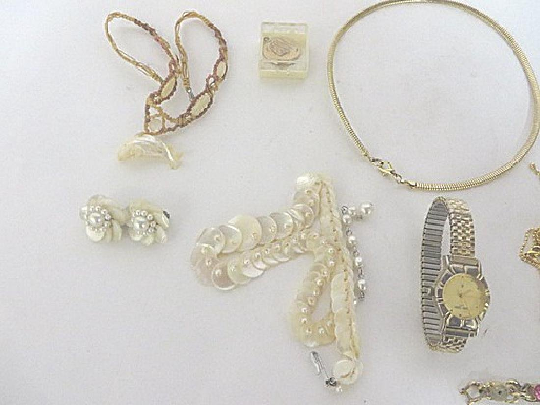 Dealer's Lot of Costume Jewelry  (10 ) - 2