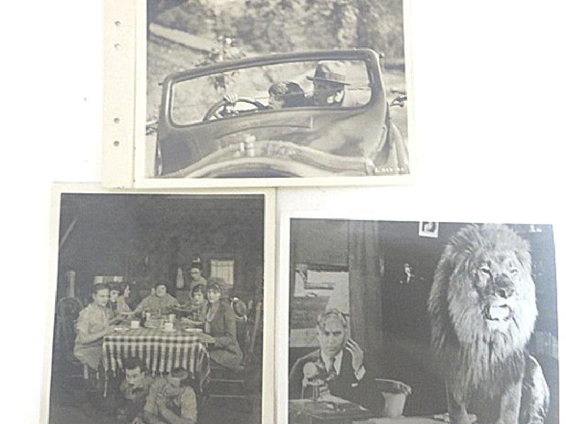 Mack Sennett Movie Stills  (3)