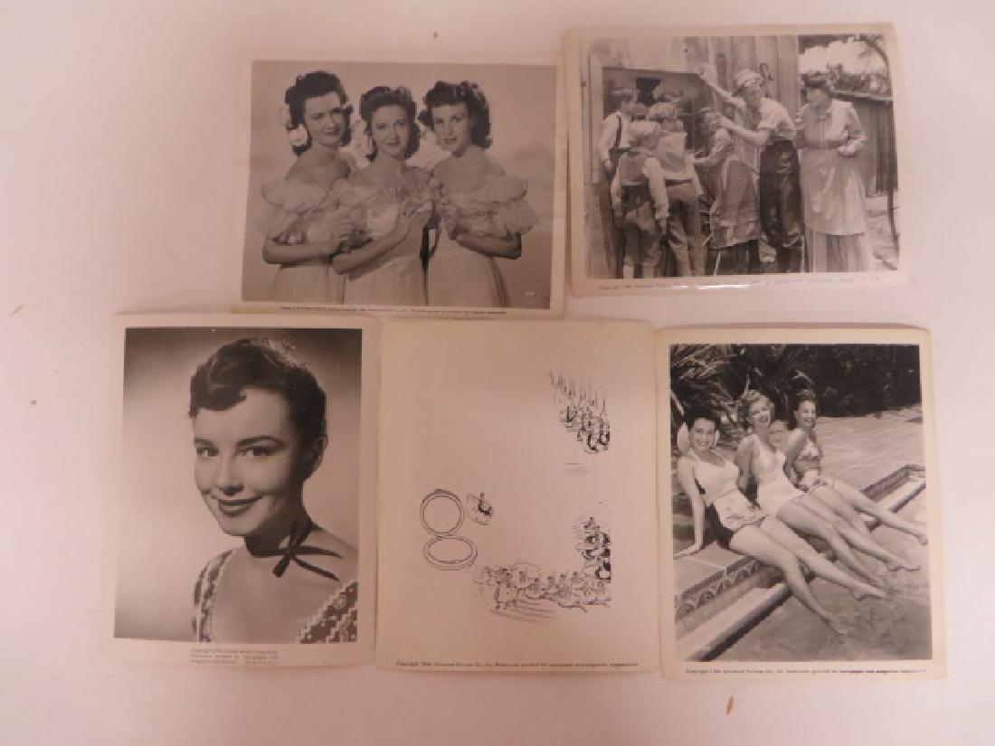 Movie Stills and Publicity Photographs  (5)