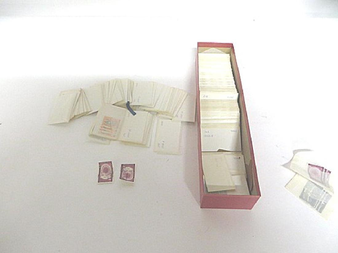 1988 United Nations Stamp Collection. Used.