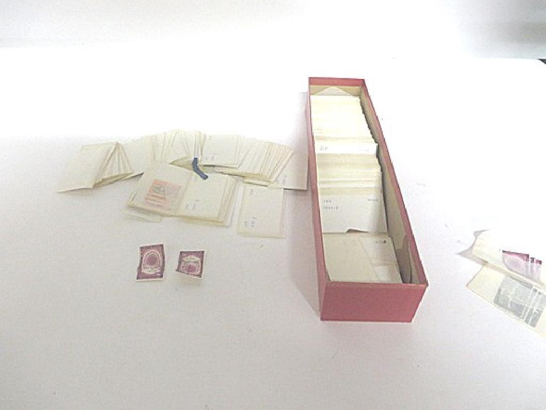 1988 United Nations Stamp Collection. Used. - 2