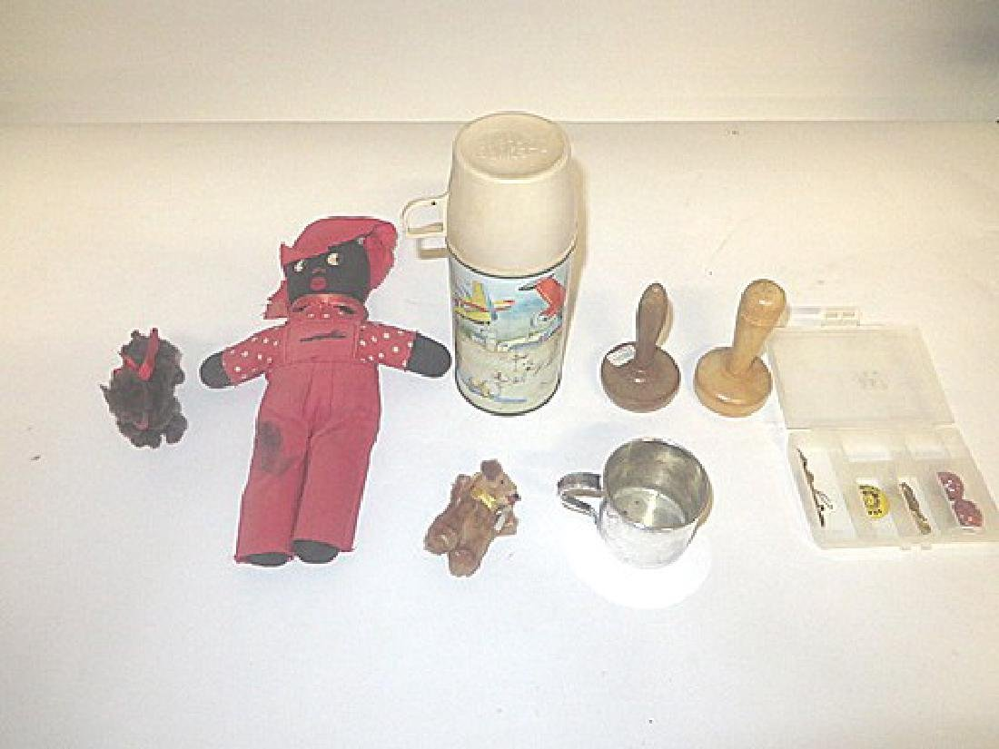 Dealer's Lot of Collectibles, Vintage Toys, Doll &