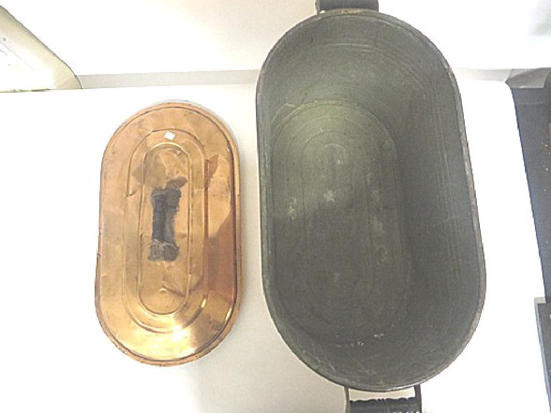 Antique Copper Boiler - 2