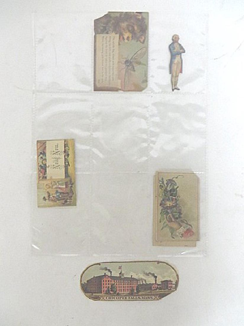 Victorian Cut Outs and Paper Ornamentations. (24) - 3