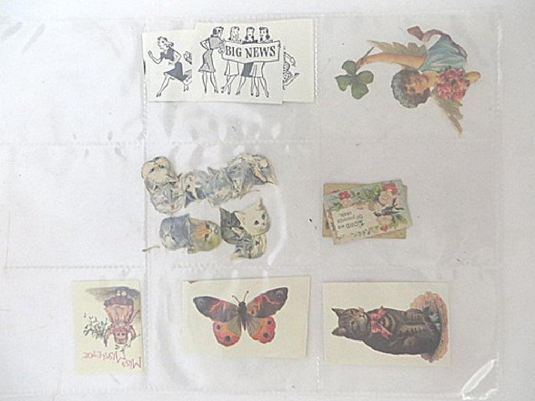 Victorian Cut Outs and Paper Ornamentations. (24) - 4