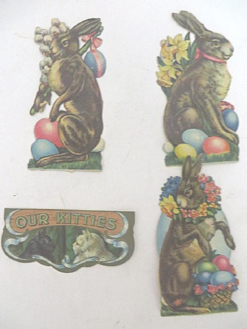 Victorian Cut Outs and Paper Ornamentations. (24) - 6