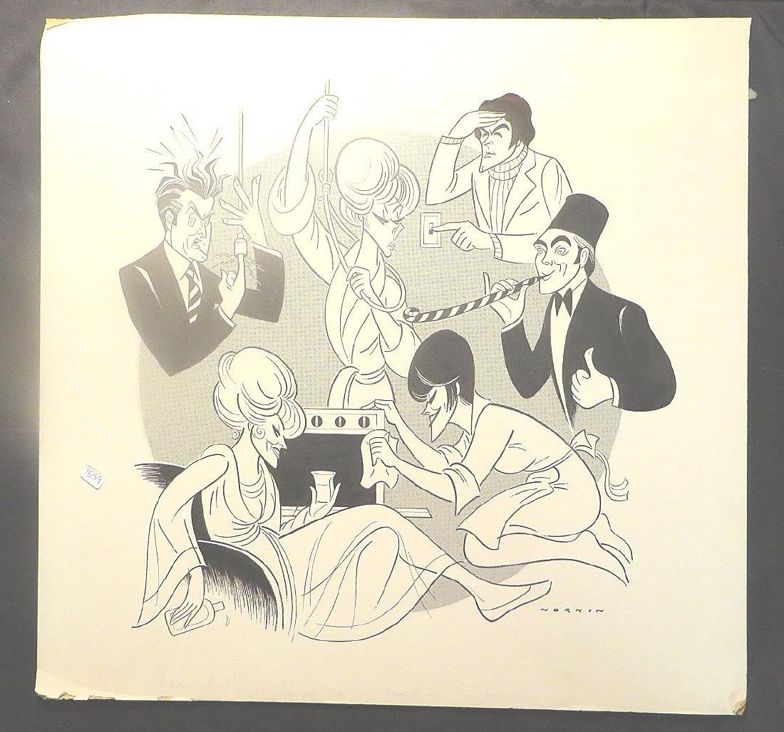 Von Furstenberg. Absurd Person Singular. 1960