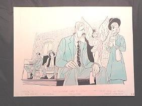 Gwynne, Fred. Angel. 1978
