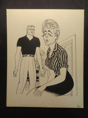 Winters, Shelley. Girls of Summer. 1956