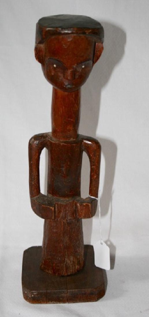 Antique African Gabon Carved Figure