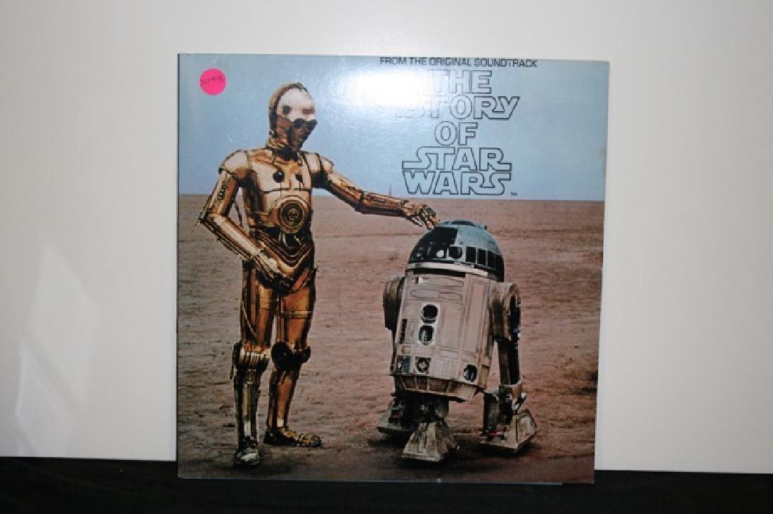 Star Wars Original Album. 20th C. Fox. 1977