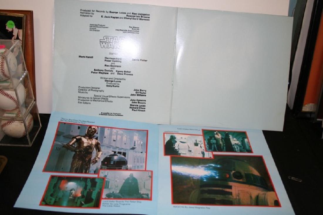 Star Wars Original Album. 20th C. Fox. 1977 - 2