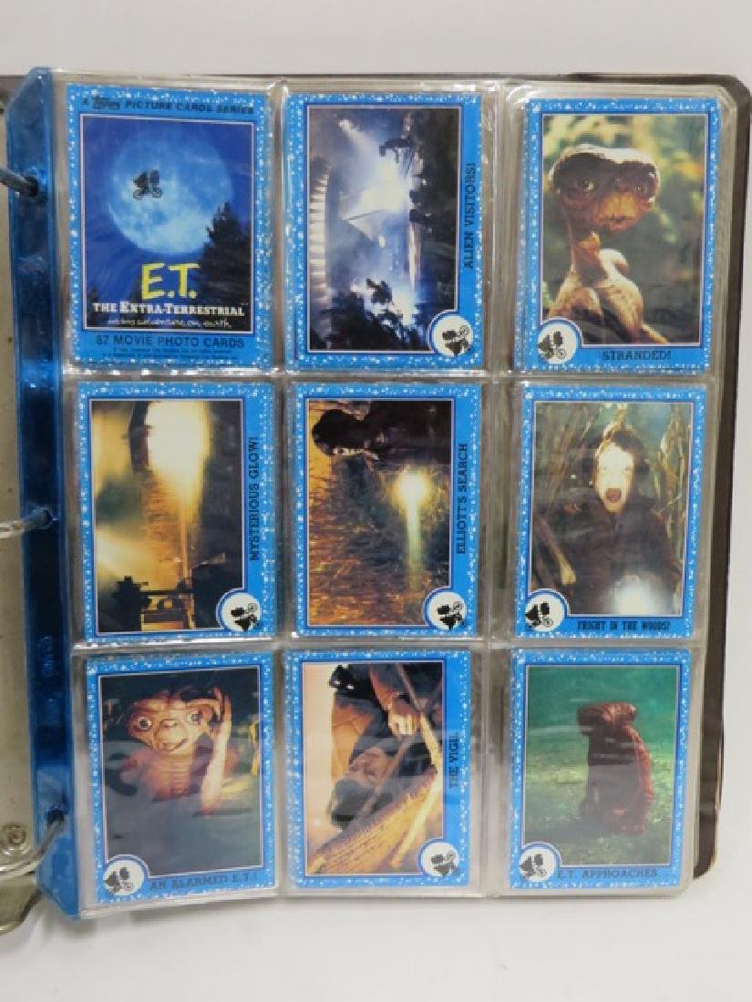 Extra-Terrestrial Bazooka Cards 1982. (87) - 2