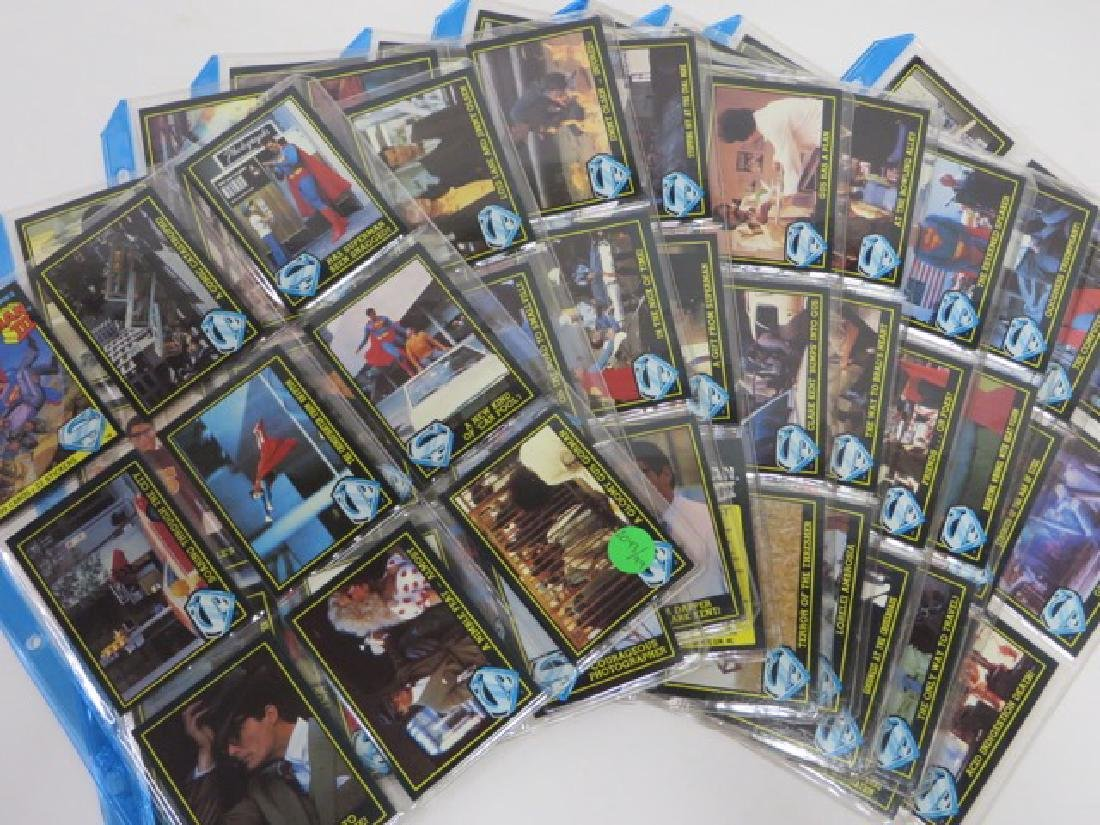 Superman Collector's Cards. Topps. (99)