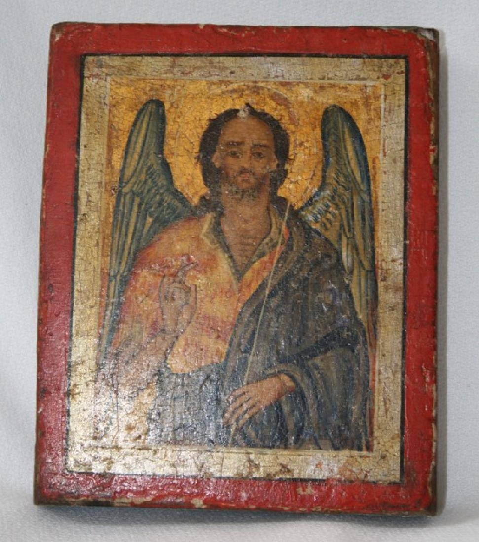 Antique Italian Icon