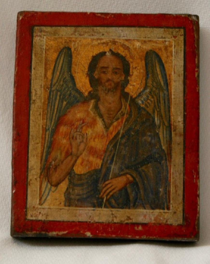 Antique Italian Icon - 2