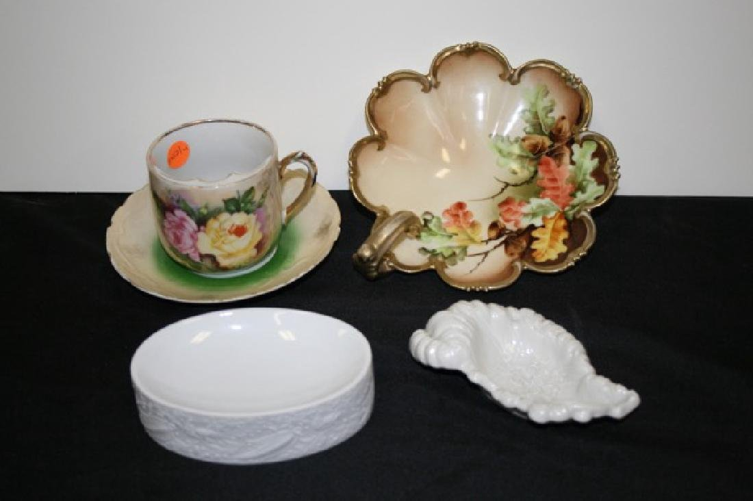 Viennese, Rosenthal, French & German Porcelain