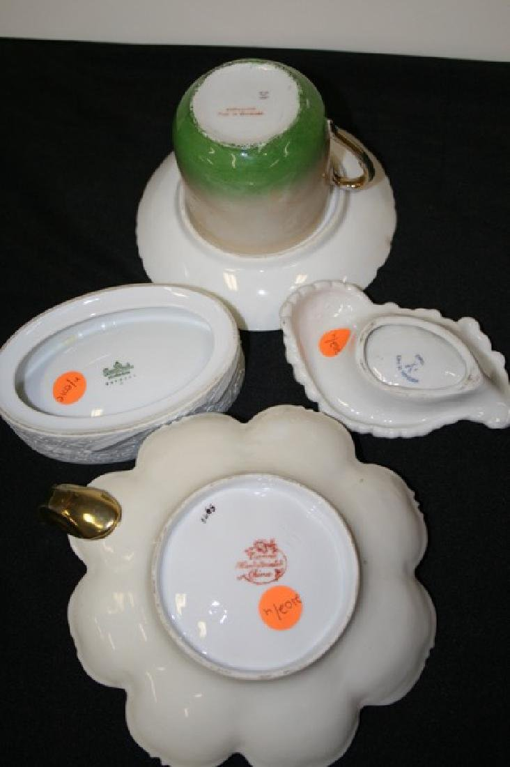 Viennese, Rosenthal, French & German Porcelain - 2
