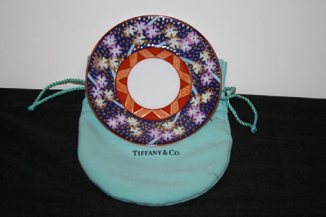 Tiffany & Co. Dish. Original Bag.
