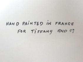 Pr. of Tiffany & Co. Ginger Jars - 3