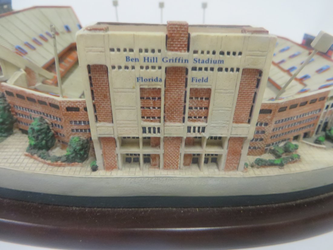 Stadium Model. Ben Hill Stadium. Florida Gators