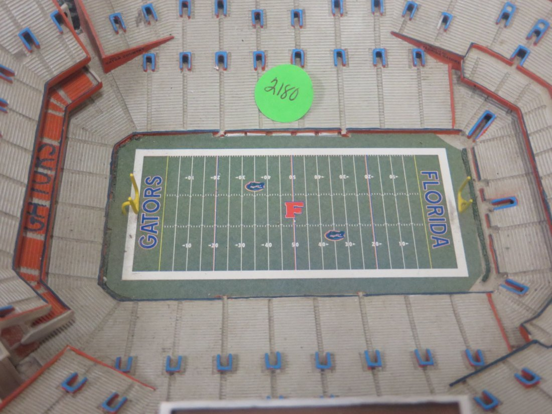 Stadium Model. Ben Hill Stadium. Florida Gators - 2