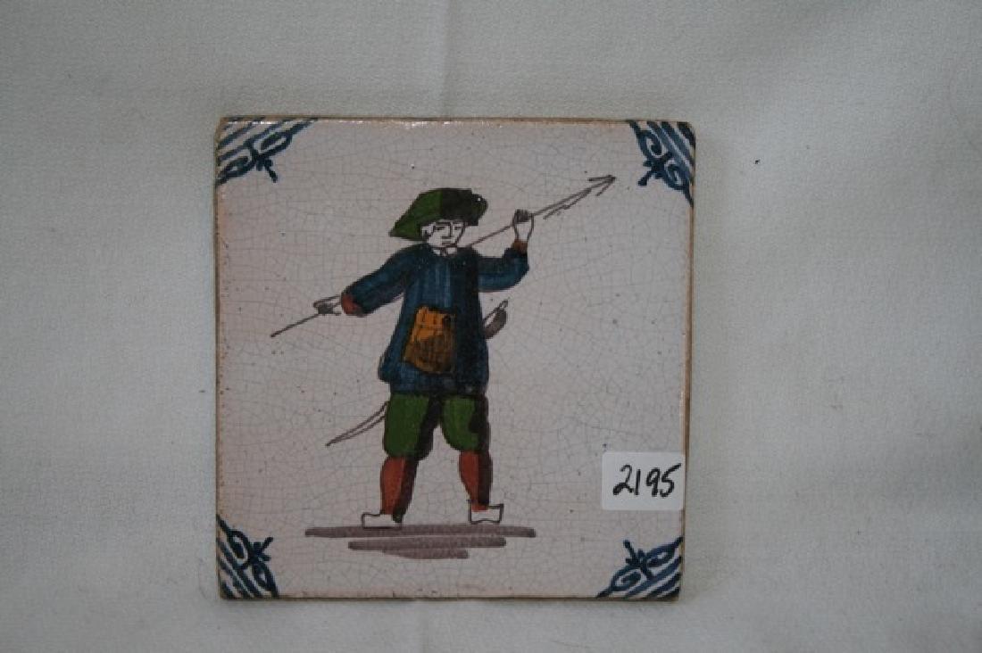 Quimper Tile