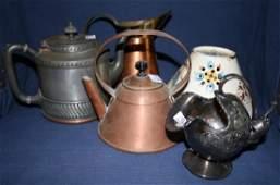 Metal Kitchenware Lot