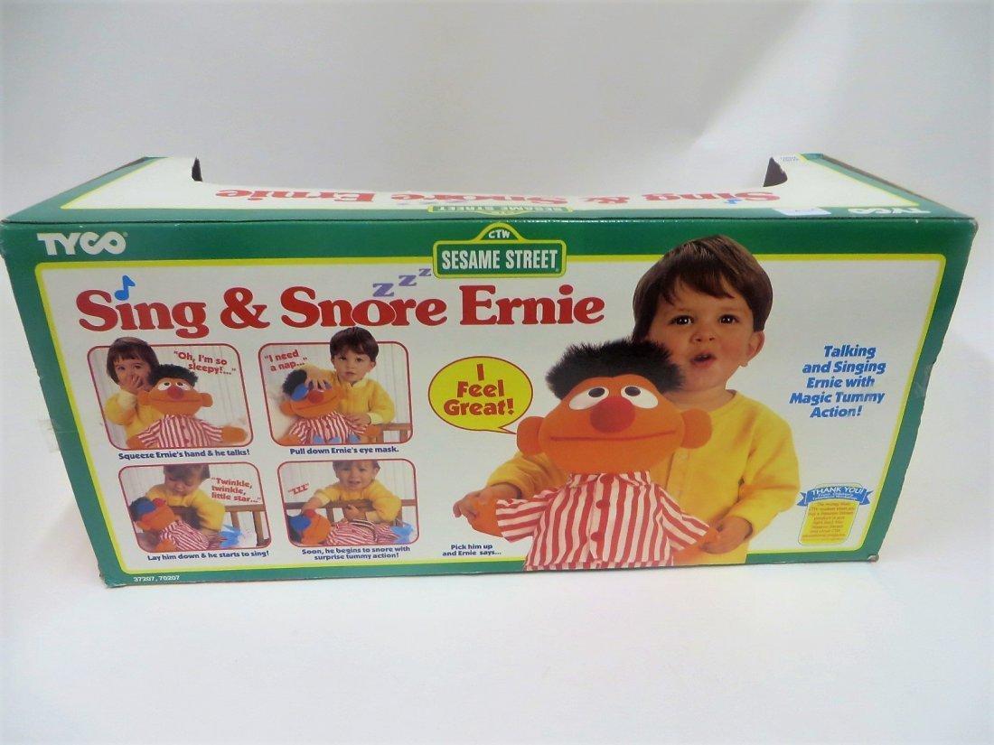 Sing & Snore Sesame Street Ernie Toy - 2