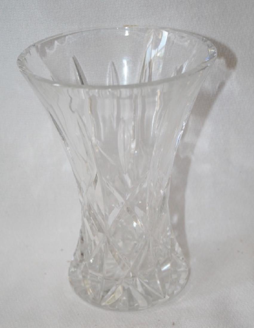 Royal Brierley Paperweight Vase