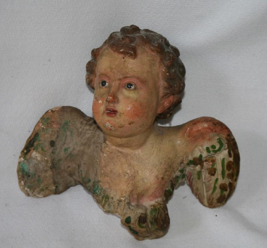 Italian 18th C. Putti figure