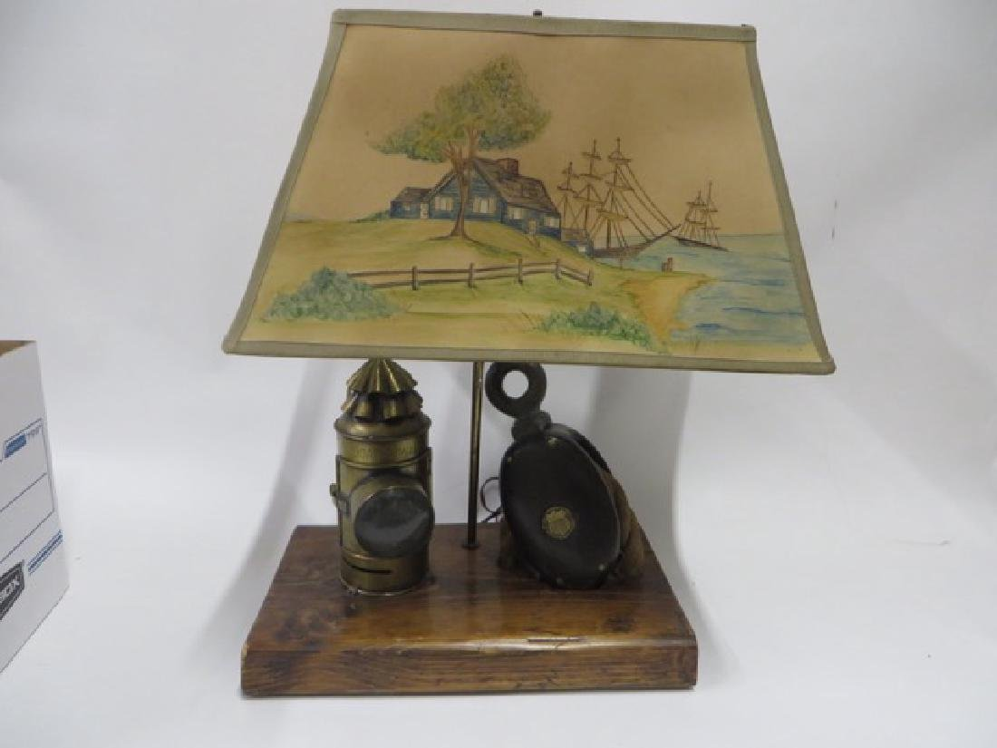Nautical Lamp