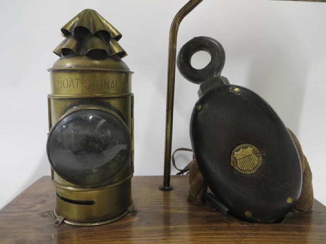 Nautical Lamp - 2
