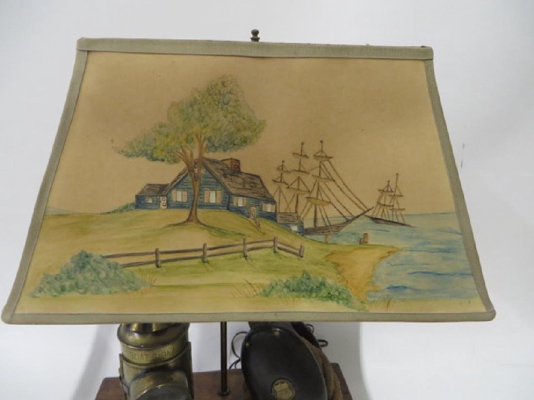 Nautical Lamp - 3