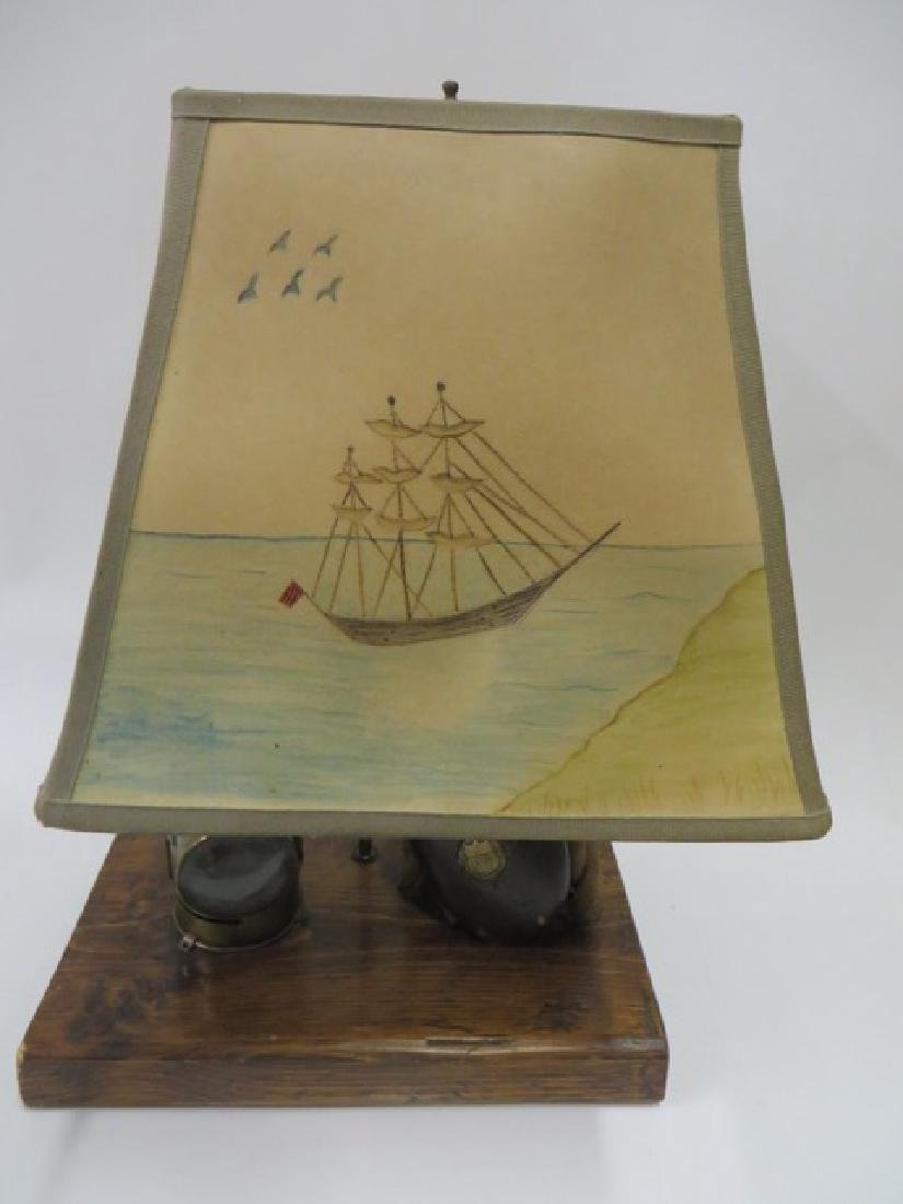 Nautical Lamp - 4