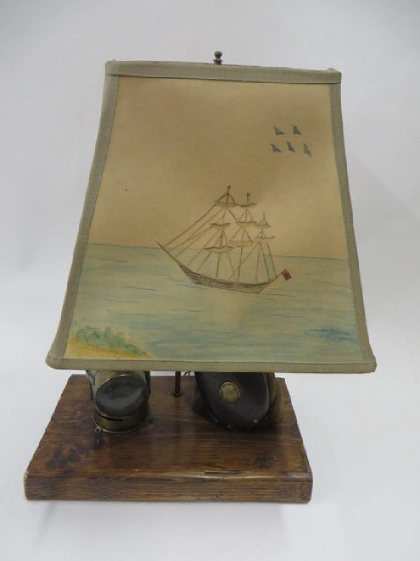 Nautical Lamp - 5