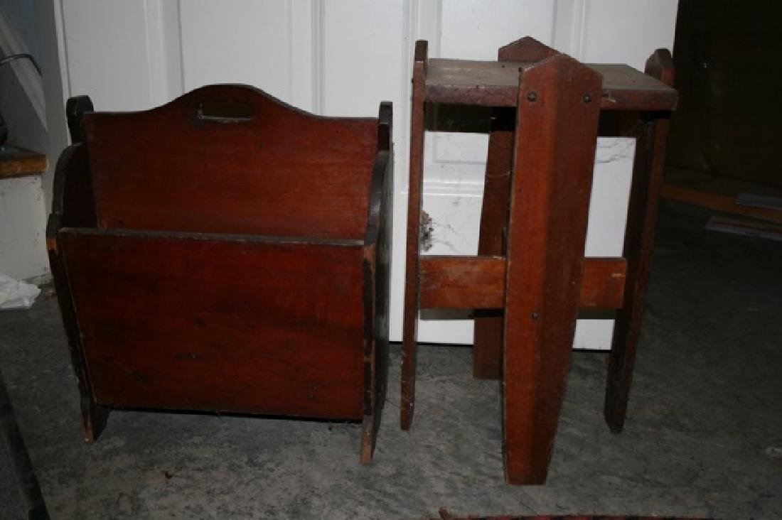 Five Misc. Pieces of Small Furniture - 2