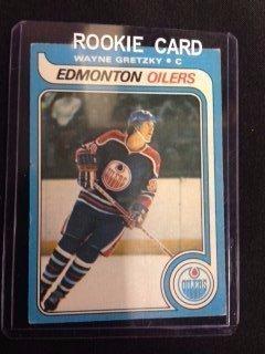 79 80 O Pee Chee Wayne Gretzky Rookie Card
