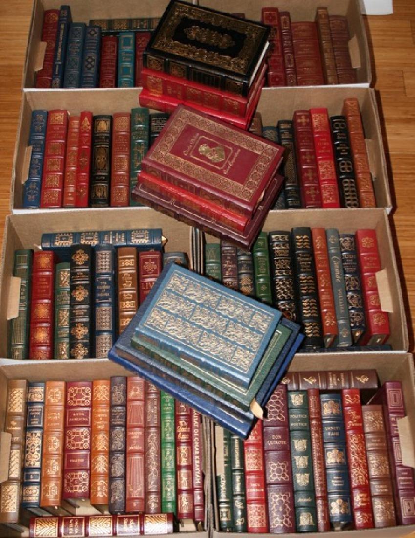100 Greatest Books Ever Written, Easton Press