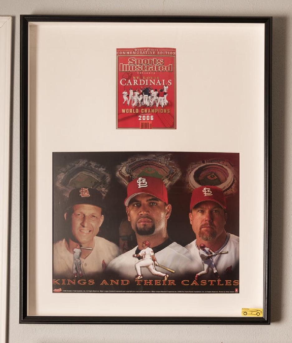 St. Louis Cardinals Commemorative Sports Illustrated