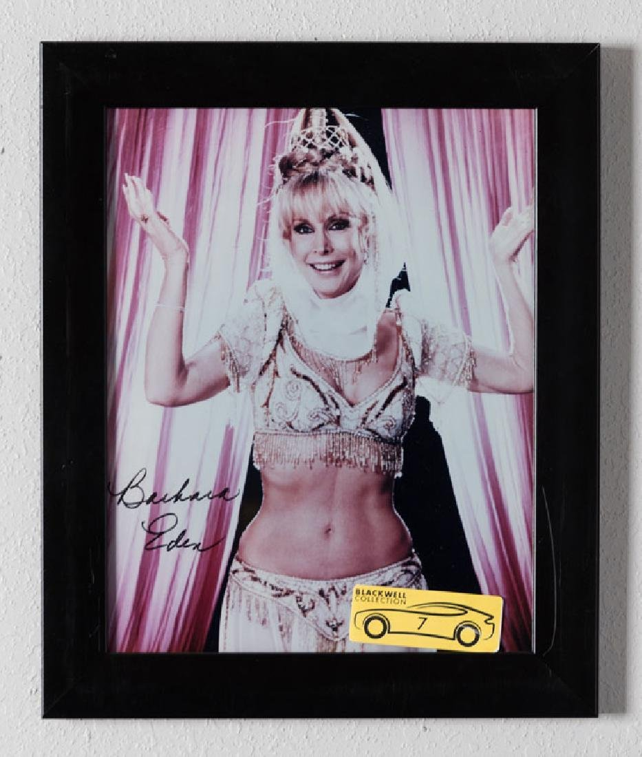 I Dream of Jeannie Signed Photo