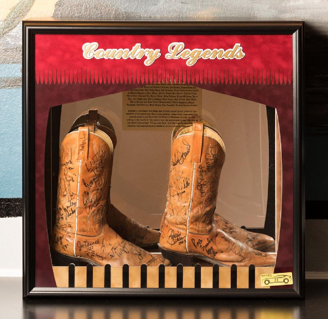 Country Legends Cowboy Boots