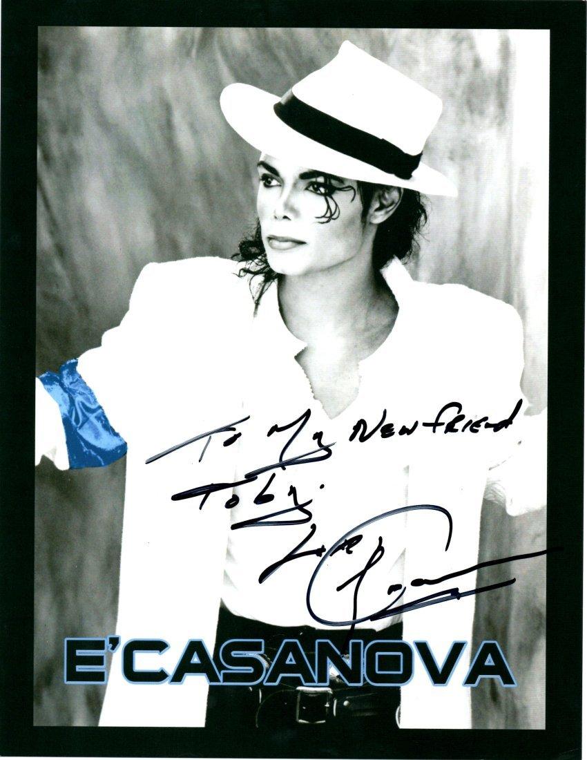 Michael Jackson's Personal Stage-Worn Armor - 7