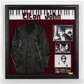 Elton John Leather Jacket