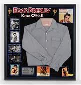 Elvis Presley's King Creole Shirt