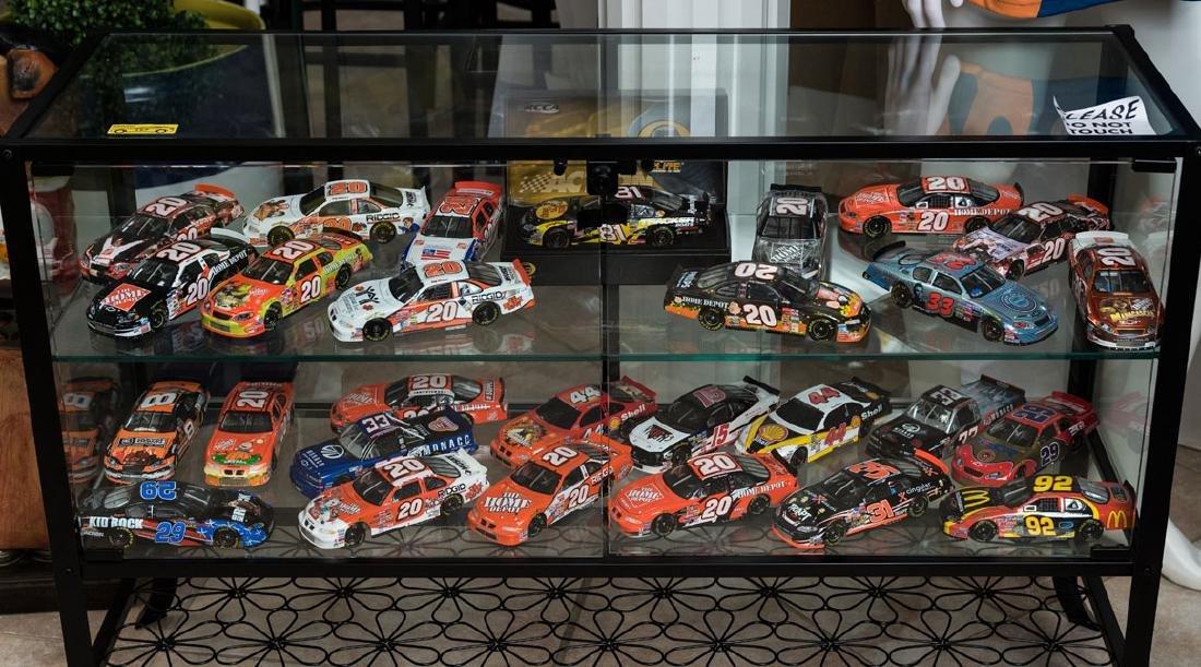 Nascar Toy Car Collection