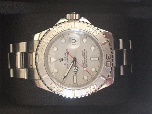 Rolex Yacht-Master Wrist Watch- Mens